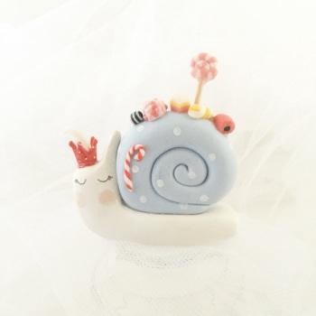 snail (sweetie, blue)