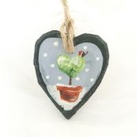 tiny slate heart