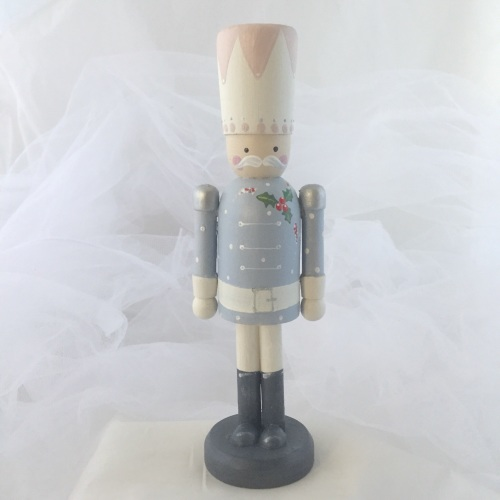 nutcracker style peg person large #1