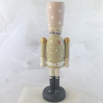nutcracker style peg person large #2