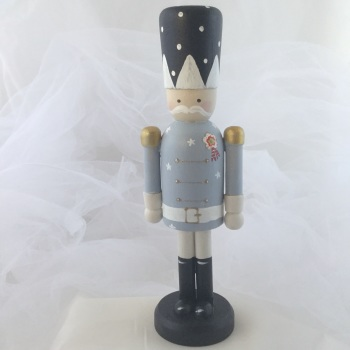 nutcracker style peg person large #4