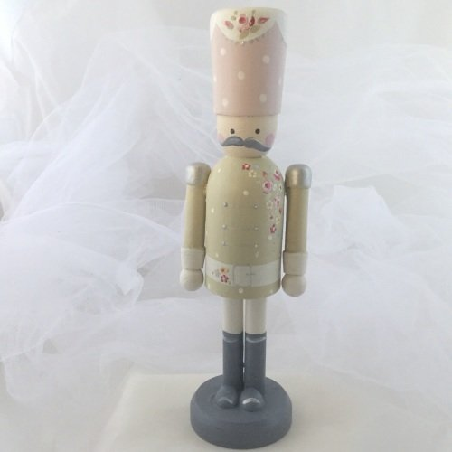 nutcracker style peg person large #6