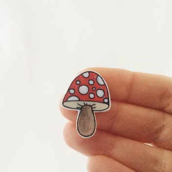 toadstool pin