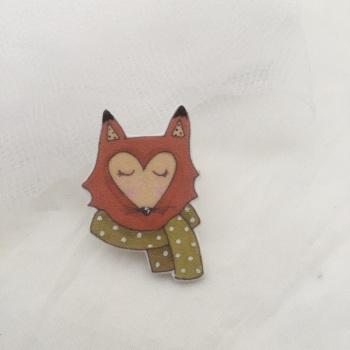 foxy pin