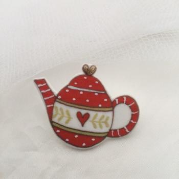 teapot pin