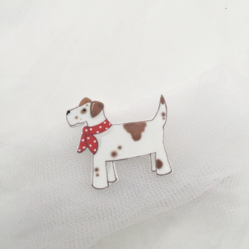 terrier pin