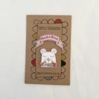 mama bear pin duo