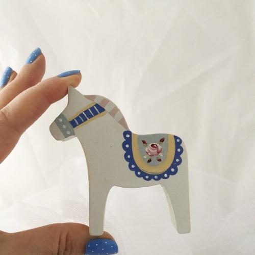 mini horse saddle design #2