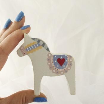 mini horse saddle design #5