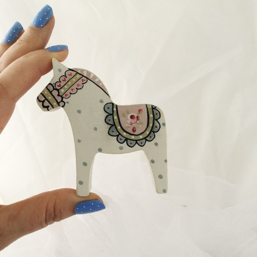 mini horse saddle design #6