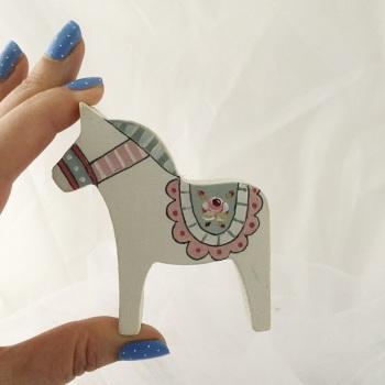 mini horse saddle design #7