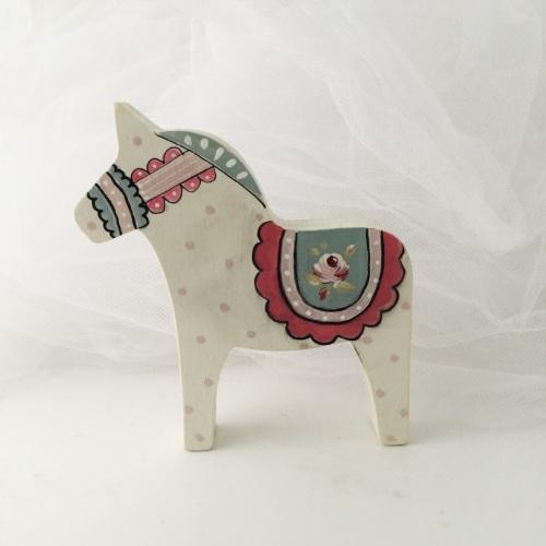 small horse saddle design #1