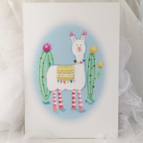 Print - llama