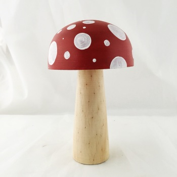 large toadstool