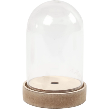 Plastic cloch/ dome