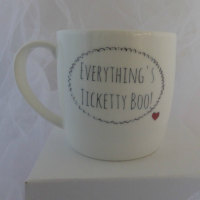 'Everything's Ticketty Boo! 'Mug