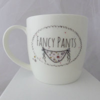 'fancy pants' mug