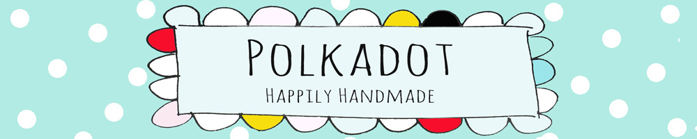 POLKADOT, site logo.