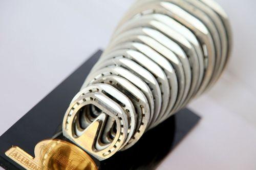 Aluminium Heart Bar