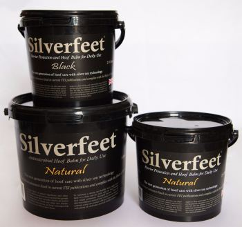 Silverfeet Hoof Dressing Big Tubs