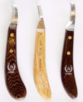 SS Vet Loop Knife