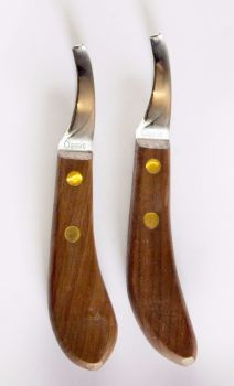 The Knife Round Handle
