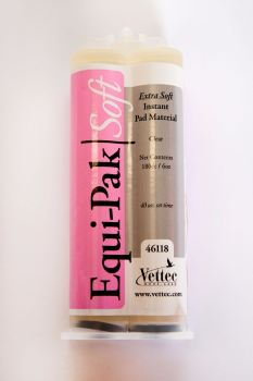Equi-Pak Extra Soft Instant Pad Material