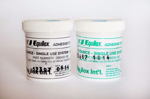 Equilox 1oz Single Use System