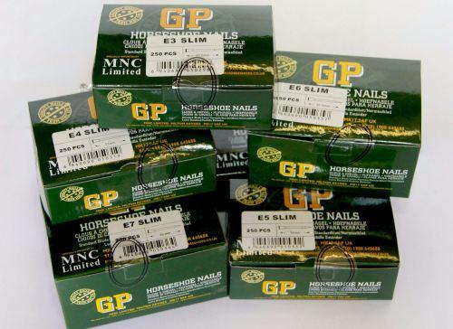 GP E 6 Slim Nails (250)