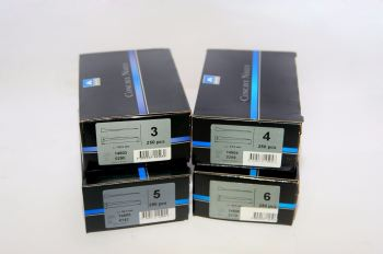 Mustad E 3 Concave Nails (250)