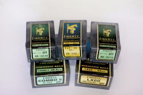 Liberty LX 60 Nails (250)