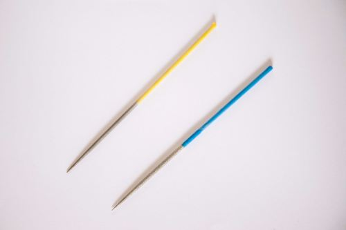 Diamond Coated Needle File