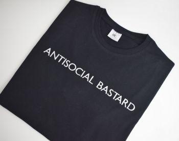 ANTISOCIAL BASTARD T SHIRT