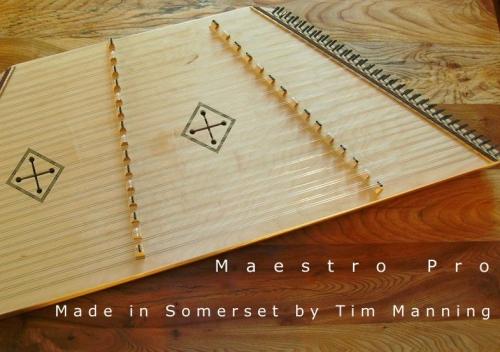 Maestro Pro 15 + 15 Hammered Dulcimer