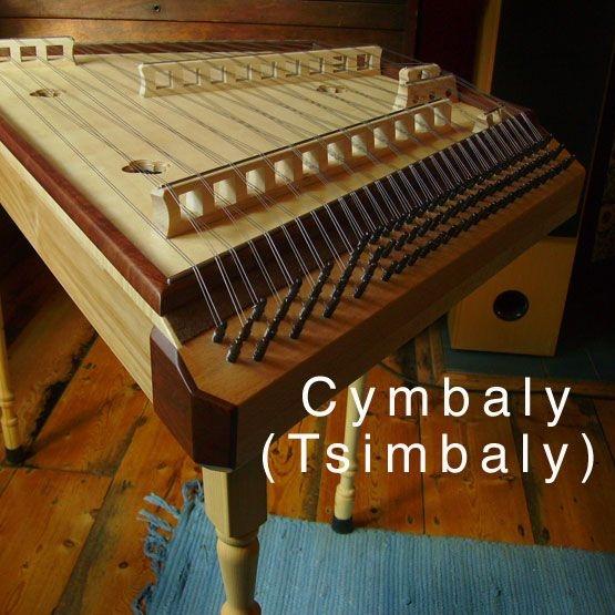 Cimbaly - Tsimbaly