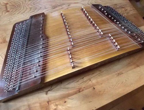 đàn tam thập lục - Vietnamese Hammered Dulcimer