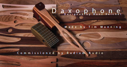 Daxophone by Manning