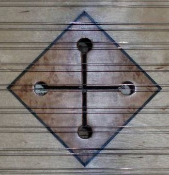 Walnut Cross