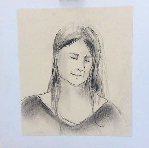 portrait marie zoe