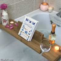 Solid Oak Bath Caddy