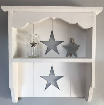 Handmade Star Cut Out Shelves - Choice Of Colours ❤️