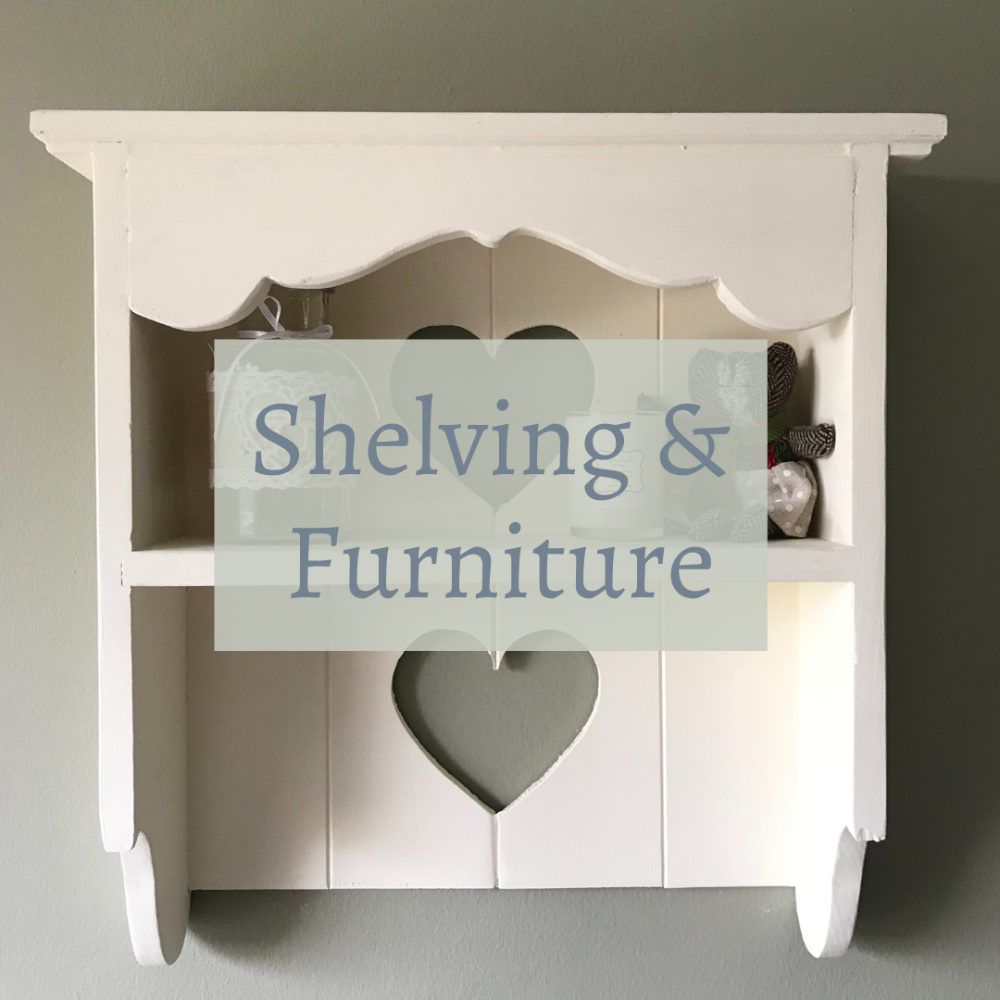 <!--001-->Shelving & Furniture
