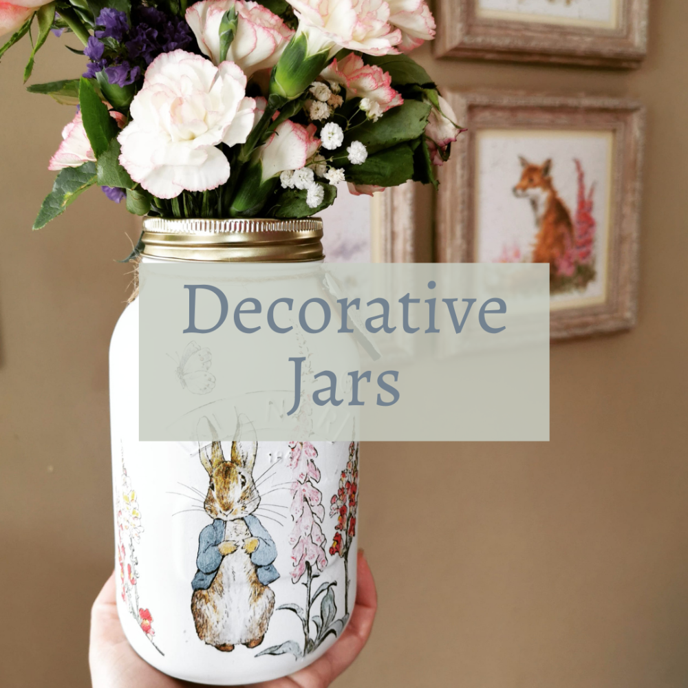 <!--004-->Decorative Jars