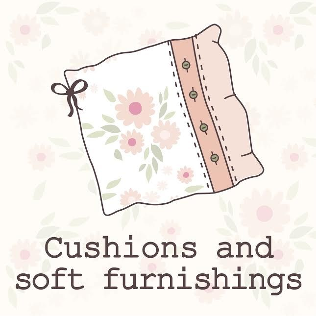 <!--005-->Cushions And Soft Furnishings