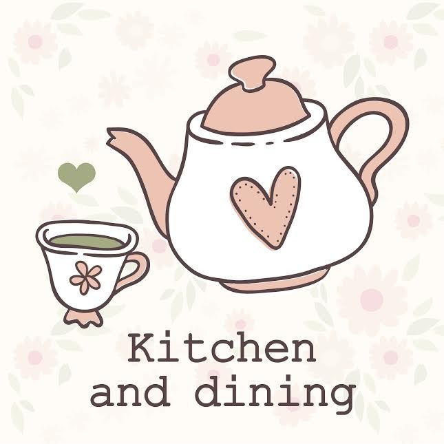 <!--008-->Kitchen and dining