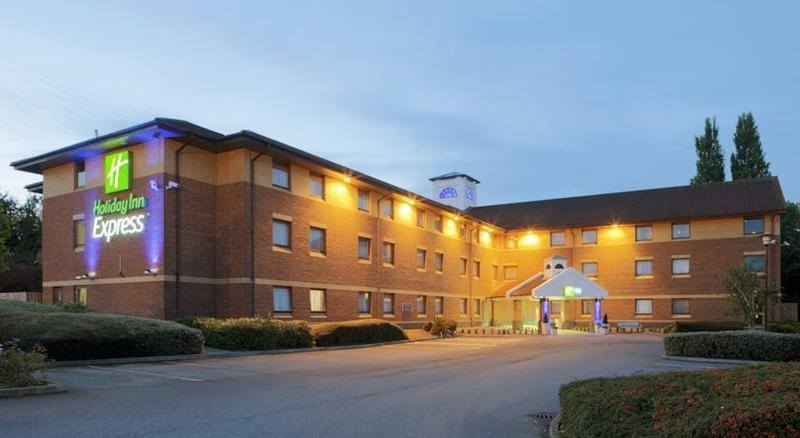 Holiday Inn Express, Taunton