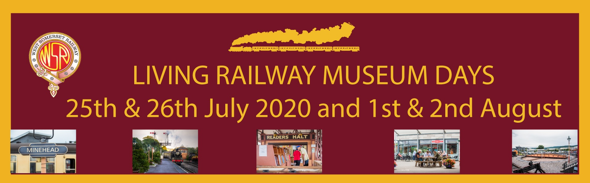 Taunton-Hotels.com | West Somerset Railway Competition