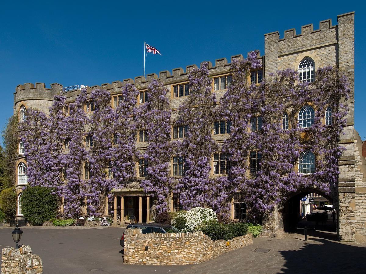 Taunton Hotels near Taunton Flower Show 2021 - Castle Hotel, Taunton