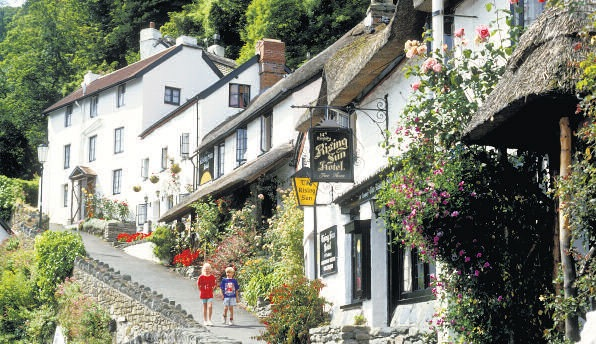 Rising Sun Hotel, Lynmouth - Best rates online - Book now!