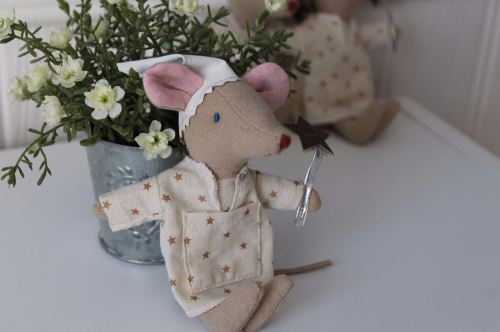 Maileg, tooth fairy mouse